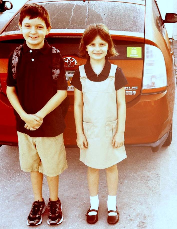 First day of school 20112012